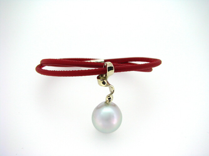 Client's Australian South Sea Pearl Pendant